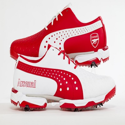 Classic Arsenal Soccer Shoes