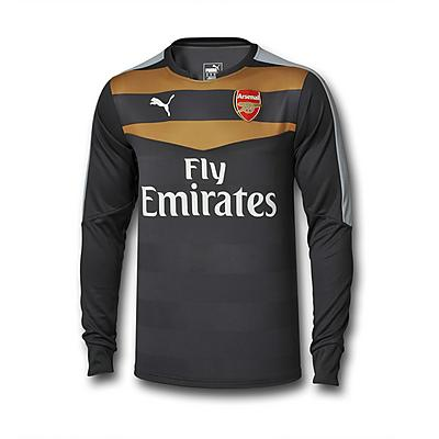 Arsenal 15-16 Goalkeeper Kit