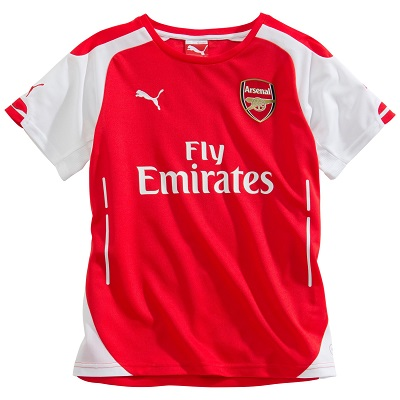 Arsenal Youth Jersey